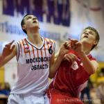 Групповой этап первенства России по баскетболу юношей 1996 года рождения